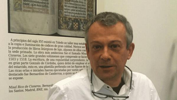 Entrevista a Andoni Calderón Rehecho, Director de la Biblioteca de la Universidad Complutense de Madrid Andoni Calderón Rehecho es desde noviembre de 2015 Director de la Biblioteca de la Universidad Complutense de Madrid. Este extremeño, criado en el País Vasco y...