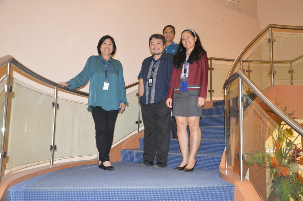 BSP Library Staff